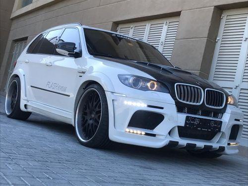 BMW X5 M HAMANN FLASH EVO M