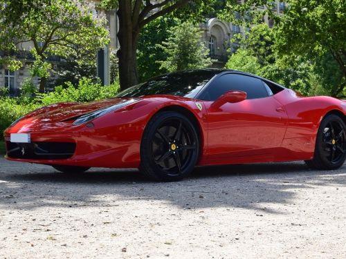 Ferrari 458 ITALA