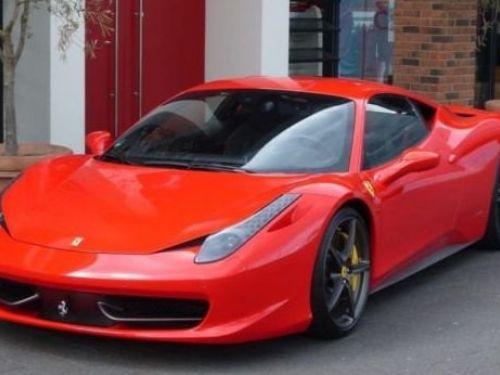 Ferrari 458 ITALIA V8