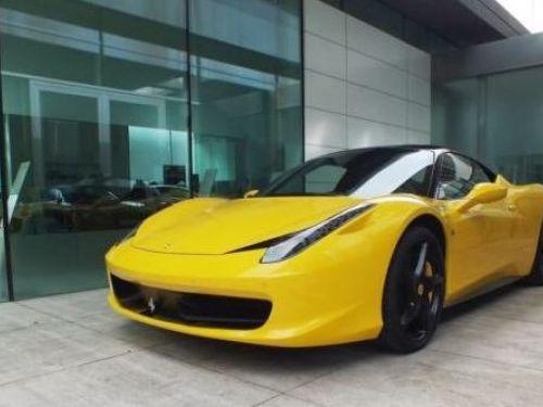 Ferrari 458 ITALIA V8 4.5 570 Ch  Bi-ton