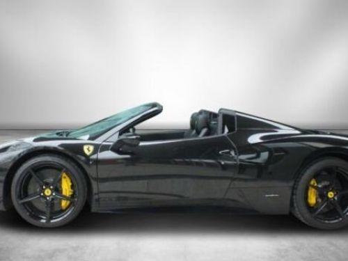 Ferrari 458 Spider V8 4.5 570 Ch