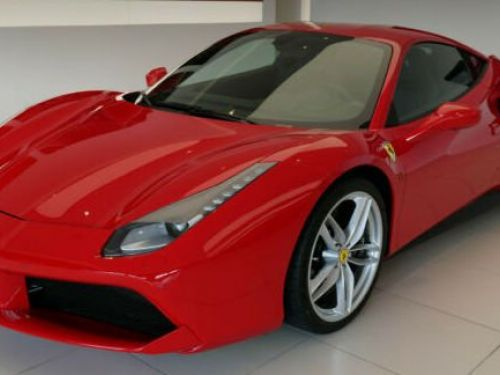 Ferrari 488 GTB