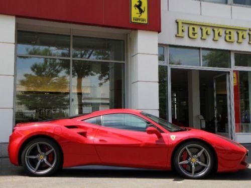 Ferrari 488  GTB PACK CARBONE COCKPIT