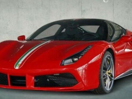 Ferrari 488 GTB Pack Sport Carbone
