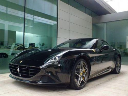 Ferrari California T # CUIR DIAMOND BEIGE CREMA