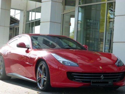 Ferrari GTC4 Lusso V12 6.3 690 Ch#CUIR ROSSO FERRARI#