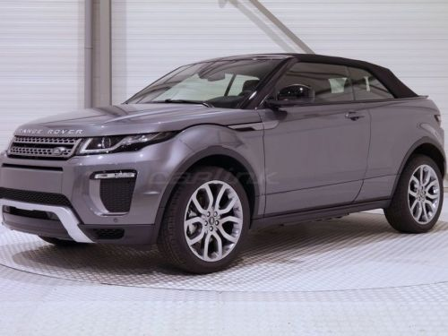 Land Rover Range Rover Evoque TD4 4WD SE DYNAMIC