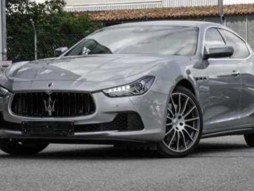 Maserati Ghibli 3.0 V6 275 Ch