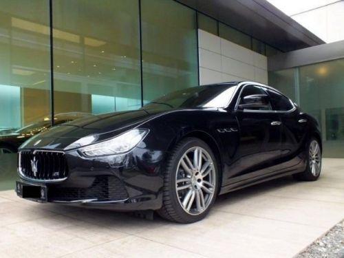 Maserati Ghibli PACK COMFORT#PREMIUM#HIVER#BUSINESS