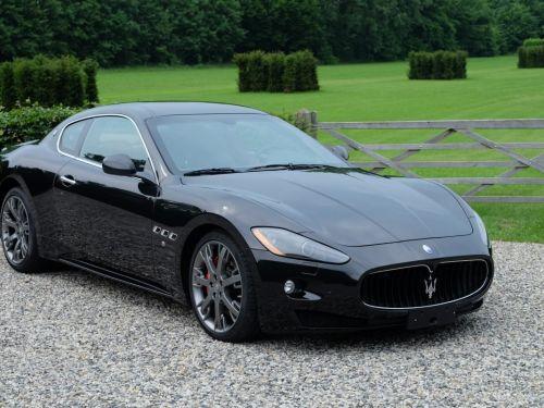 Maserati Gran Turismo GranTurismo 4.7 F1 Gearbox