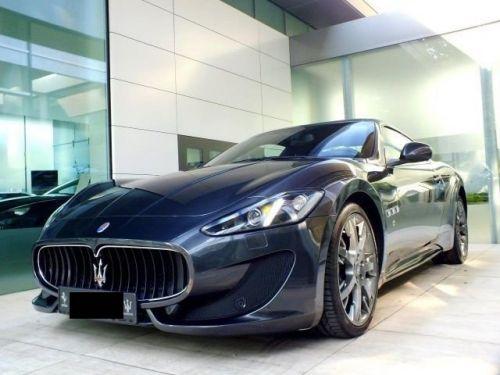 Maserati Gran Turismo SPORT CC