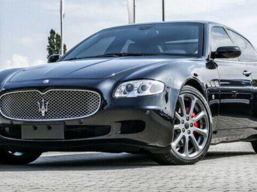 Maserati Quattroporte 4.2 V8 400 GT boite ZF (08/2007)*79.709 KM*