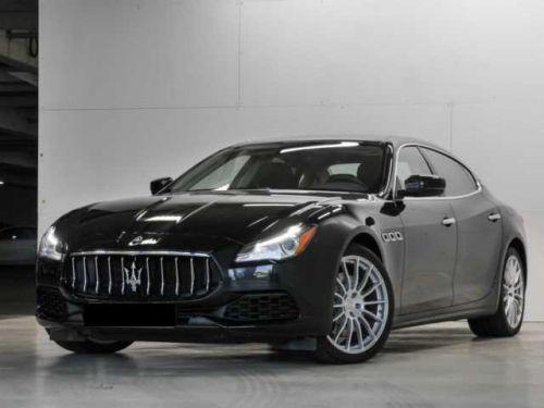 Maserati Quattroporte D