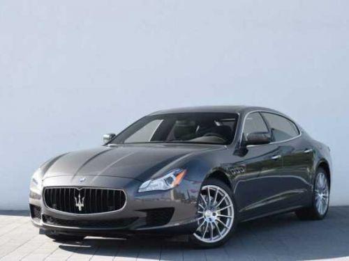 Maserati Quattroporte S Q4 #FLASH DEAL#