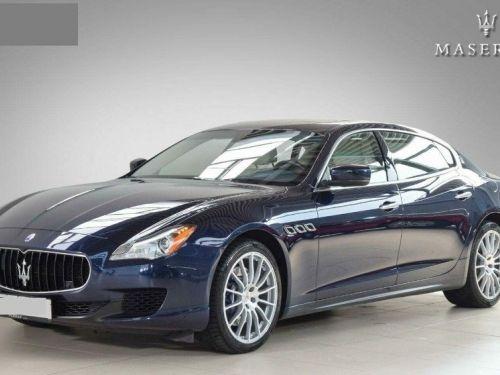 Maserati Quattroporte VI (2) 3.0 V6 S Q4 410 (12/2015)
