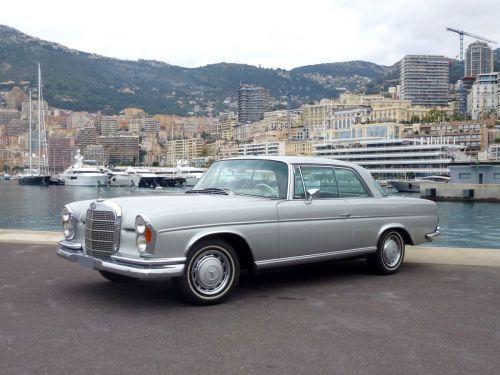 Mercedes 280 SE Coupé