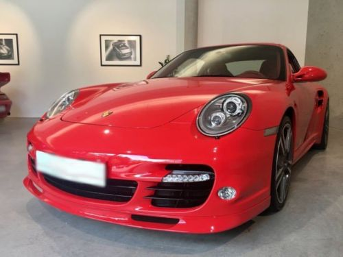 Porsche 911 turbo S PDK approved 05/2017