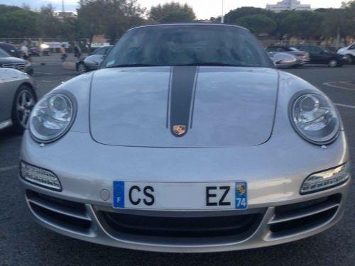 Porsche 997 4S cabriolet