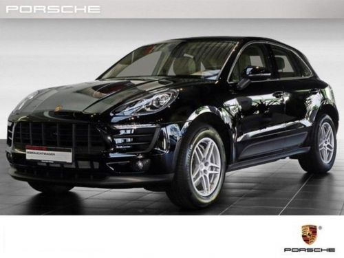 Porsche Macan S Diesel PDK 258 Ch Sport (05/2016)