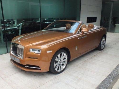Rolls Royce Dawn V12 6.6 571 ch