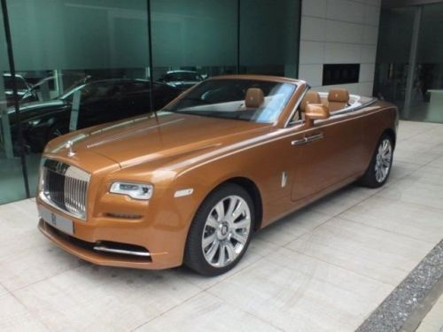Rolls Royce Dawn V12