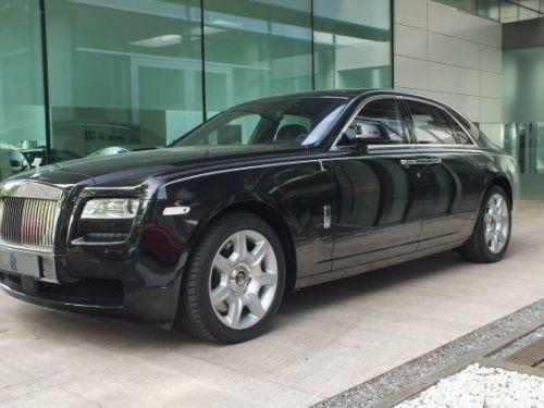 Rolls Royce Ghost COLLECTION ART DECO#Modèle unique