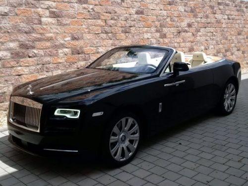 Rolls Royce Wraith DAWN CABRIOLET