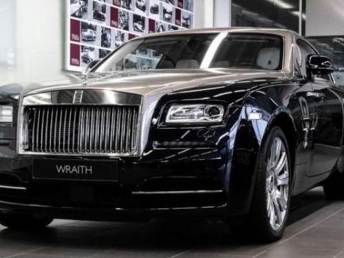 Rolls Royce Wraith V12 6.6