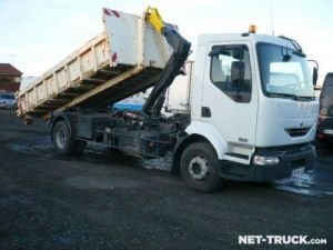 Camion porteur Renault Midlum Ampliroll Polybenne Occasion