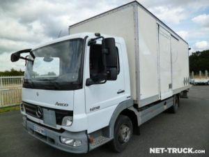 Camion porteur Mercedes Atego Caisse fourgon + Hayon élévateur Occasion