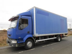 Camion porteur Renault Midlum Caisse fourgon + Hayon élévateur 180dci.13 Occasion