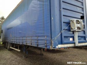 Remorque General Trailers Rideaux coulissants Occasion