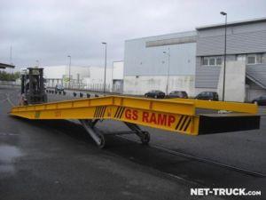 Trailer Autre Heavy equipment carrier body Occasion
