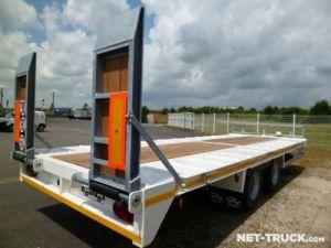 Trailer Gourdon Heavy equipment carrier body Occasion