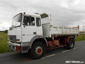 Trucks Iveco TurboTech 2/3 way tipper body Occasion