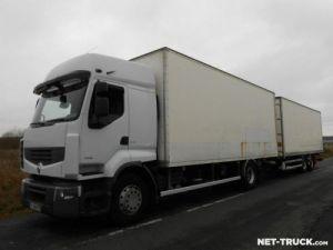 Trucks Renault Premium Box body + Lifting Tailboard Occasion
