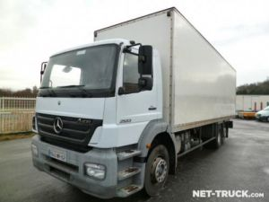 Trucks Mercedes Axor Box body Occasion