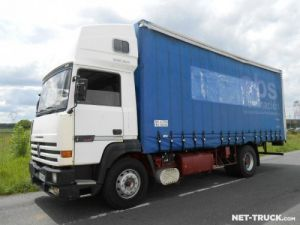 Trucks Renault Major Curtain side body Occasion