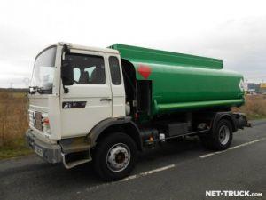 Trucks Renault Midliner Fuel tank body Occasion
