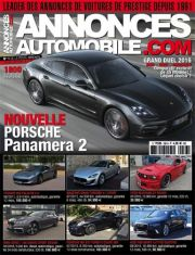 Magazine Annonces Automobile Aout / Septembre