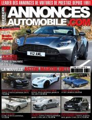 Magazine Annonces Automobile Avril 2016