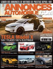 Magazine Annonces Automobile Décembre 2016