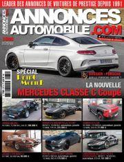 Magazine Annonces Automobile Février 2016