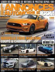 Magazine Annonces Automobile Février 2017