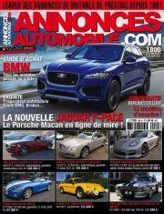 Magazine Annonces Automobile Juin 2016