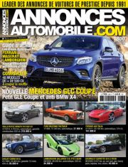 Magazine Annonces Automobile Mai 2016