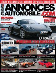 Magazine Annonces Automobile Mars 2016