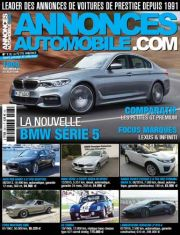 Magazine Annonces Automobile Novembre 2016