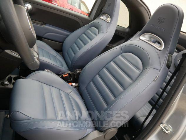 Abarth 695 C RIVALE, Xénon, GPS, Beats, Carbone, Akrapovic Blu Riva / Grigio Ferrari méta Occasion - 7