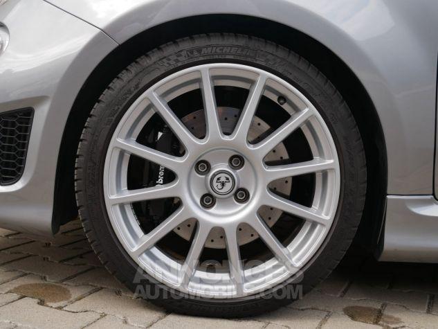 Abarth 695 C RIVALE, Xénon, GPS, Beats, Carbone, Akrapovic Blu Riva / Grigio Ferrari méta Occasion - 10